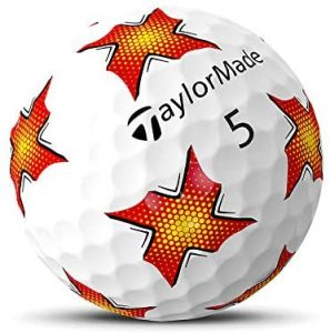 TaylorMade, 2nd best golf balls for 10 handicappers