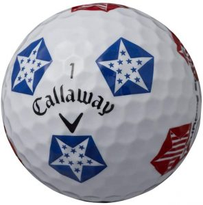 Callaway Best Golf Balls For 85 Mph Swing Speed