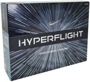 Nike Hyperflight Golf Ball Box