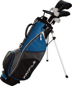 Wilson Profile golf set with bag
