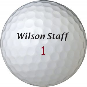 Wilson Best Golf Balls For 85 Mph Swing Speed