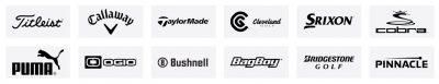 Popular Golfing Brands