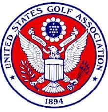 United states golf association logo