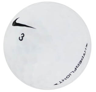 Nike Hyperflight Golf Ball